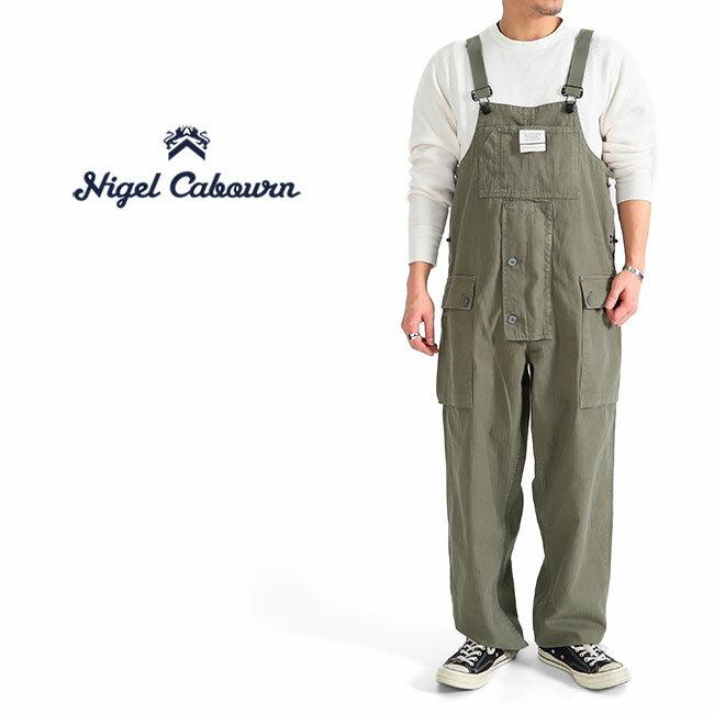 メンズファッション, オーバーオール Nigel Cabourn LYBRO 803813-50520 ( )