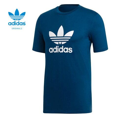 [SALE] adidas アディダスオリジナルス トレフォイル ロゴTシャツ 三つ葉 (メンズ レディース)