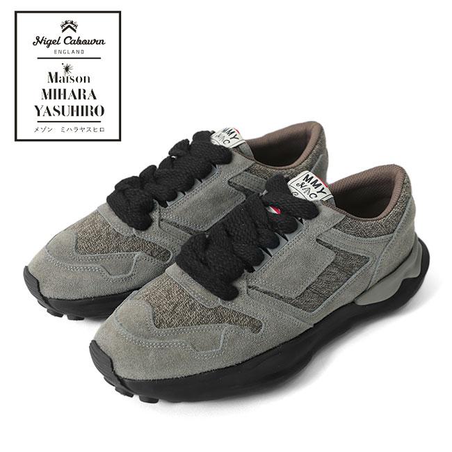 メンズ靴, スニーカー Nigel Cabourn MIHARA YASUHIRO 80433962000