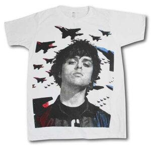 GREEN DAY(GREENDAY) グリーン・デイ(グリーンデイ)【Billie Joe Armstrong】アームストロング/Tシャツ/バンドTシャツ/ロックTシャツ/メンズ/レディース【メール便OK】【バーゲン】【売れ筋】