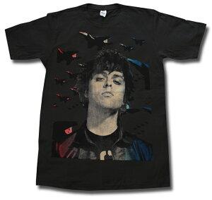 GREEN DAY GREENDAY グリーン・デイ グリーンデイ Billie Joe Armstrong アームストロング/ロックTシャツ/バンドTシャツ/メンズ/レディース【メール便OK】【バーゲン】【売れ筋】