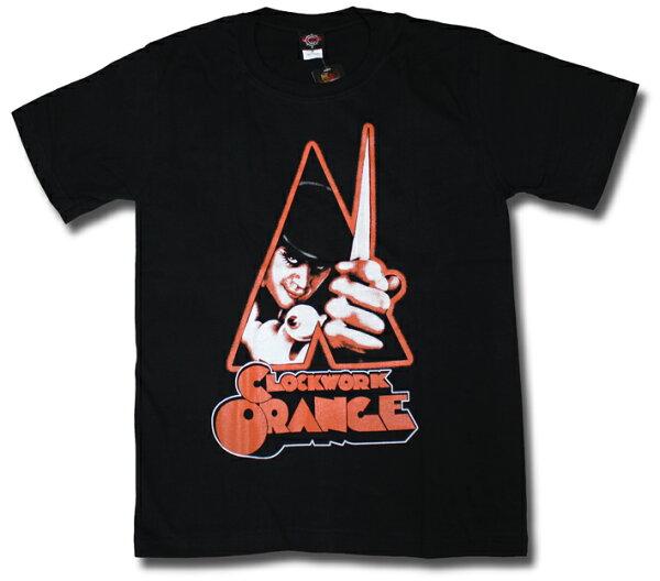 時計じかけのオレンジTシャツAClockworkOrangeロックTシャツバンドTシャツ映画Tシャツメンズレディースキッズ/RO