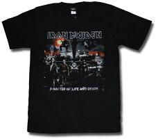IRONMAIDENアイアン・メイデン(アイアンメイデン)Tシャツ/ヘヴィメタル/ロックTシャツ/バンドTシャツ/海外バンド/メンズ/レディース【メール便送料何枚でも160円】【あす楽】