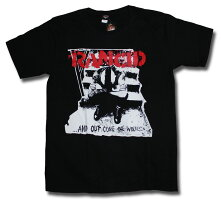 ランシドRANCIDTシャツ【ロックTシャツ】【バンドTシャツ】【rock】【パンク・ロック】【ラモーンズ】メンズ/レディース/キッズ【メール便160円】【あす楽】【RCP】
