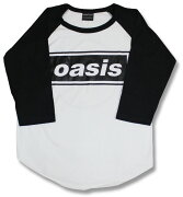 オアシス ラグラン Tシャツ レディース ファッション ライセンス