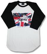 セックスピストルズ セックス ピストルズ ラグラン Tシャツ ファッション ベースボール バーゲン