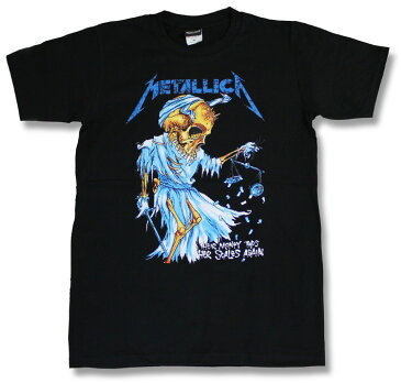 メタリカ Metallica Tシャツ ロックTシャツ バンド Tシャツ ロック ファッション ROCK BAND T-SHIRTS ヘヴィメタルTシャツ メンズ レディース ユニセックス 売れ筋 バーゲン 岩ちゃん EXILE 3代目JSB ジャスティン ワンオク 楽天カード分割