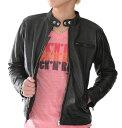 本革 ライダースジャケット 牛革 シングルライダース ユニセックス 革ジャン レザージャケット メンズ レディース キッズ ユニセックス Rockスタイル leather Rider's Jacket