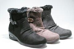 送料無料ゴールデンフット婦人靴95884Eエアーソールショートブーツ