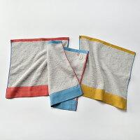 PLAINFABRICヘムカラ—パイルハンドタオル