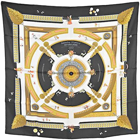HERMES scarf 90 x 90 HERMES 90 150 2003