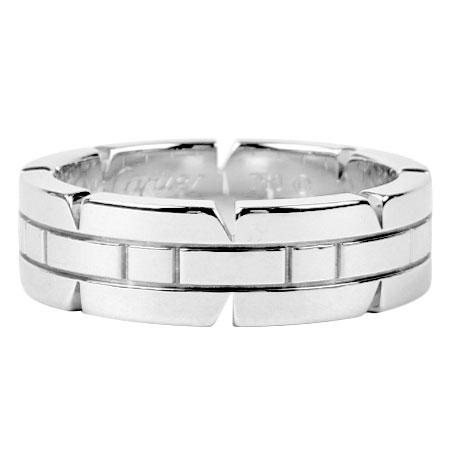 レディースジュエリー・アクセサリー, 指輪・リング  Cartier K18WG 54