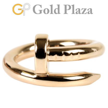 レディースジュエリー・アクセサリー, 指輪・リング 2000OffP10 415418 Cartier K18PG 7.5g 46 B4092500