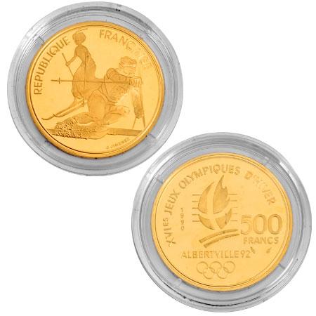 コレクション, 記念メダル 2000Off!! 515518 K22 17g 500 1992