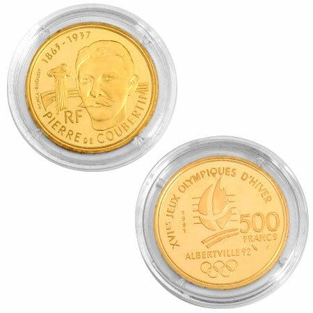 貨幣, 記念貨幣 2000Off!! 515518 K22 17g 500 1992