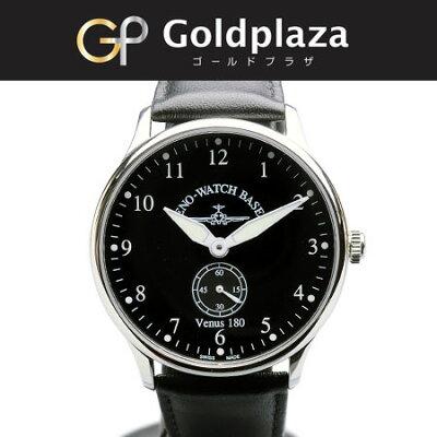 ゼノウォッチバーゼルZENO-WATCHBASEL手巻き腕時計VENUS1806682OH済程度A6か月動作保証付【】