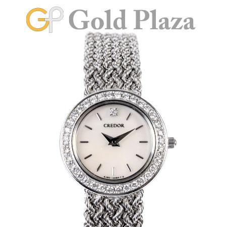 腕時計, レディース腕時計  SEIKO K18WG 50.3g GTAW991 4J80
