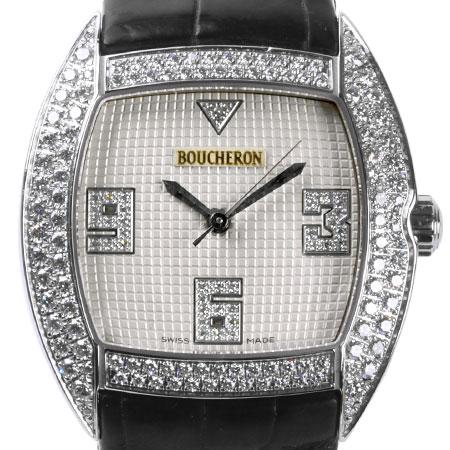 腕時計, レディース腕時計 3000OffP5 515518 BOUCHERON MEC SS