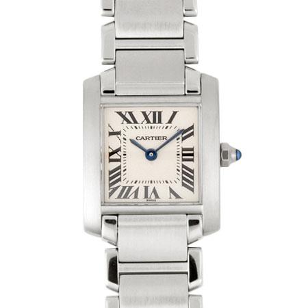 腕時計, レディース腕時計 3000OffP2 415418 Cartier SM SS W51008Q3