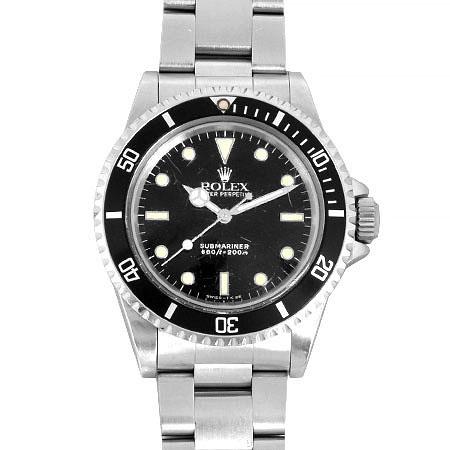 腕時計, メンズ腕時計 35!!111-112 ROLEX 5513 L SS