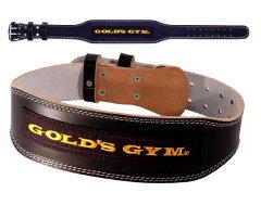 リーズナブルでスタンダードなパッド付きトレーニングベルト。【公式】GOLD'S GYM(ゴールドジ...