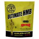【公式サイト】GOLD'S GYM ゴールドジム アルティメットHMBパウダー | アミノ酸 筋肉 サプリメント バルクアップ 筋肉増強 トレーニング 筋トレ