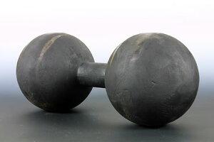 重さ172ポンド(78kg)、シャフト直径は6.27cm【怪力専用ダンベル】IRONMIND社純正インチダンベル