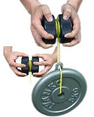 """握力・指力強化のためのリストローラー【現在入荷待ちです】【握力・前腕・手首強化】純正""""IRO..."""