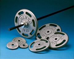 【Φ28mm高品質バーベルプレート】IVANKO(イヴァンコ社製スタンダードペイントプレート 20kg IBPEZ-20