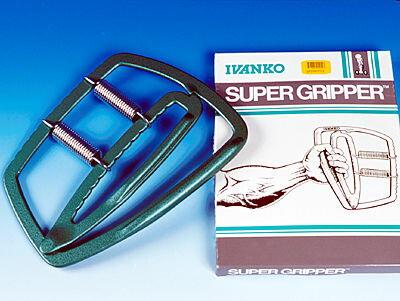 【握力強化・40段階調節可能】IVANKO(イヴァンコ)社製スーパーグリッパーSP-28