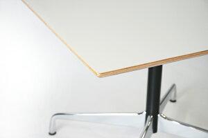 ■送料無料■新品■イームズコントラクトベーステーブルコントラクトテーブルイームズテーブルアルミナムテーブルW120×D120×H74cmスクエア■ブラックST