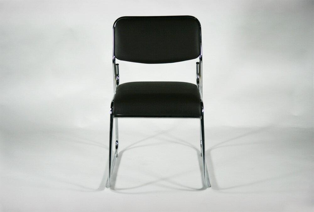 送料無料スタッキングチェア6脚セットミーティングチェアパイプ椅子11カラーから選べる