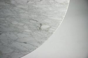 ■送料無料■新品■TulipTable/チューリップサイドテーブル大理石エーロサーリネンデザイン■WH