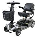 送料無料 新品 電動シニアカート グレー シルバーカー 車椅子 TAISコード取得済 運転免許不要  ...