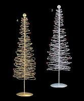 クリスマスツリー 60cmビーズワイヤーツリー 【代引き不可商品】