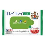 アルコールタイプ ライオン キレイキレイ除菌ウエットシート10枚 (SCYTS) 100個セット販売 日本製