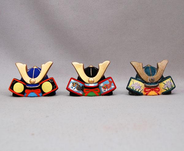 お絵かき 子供の日兜 かぶと(陶器) 陶器でお絵かき ワークショップ・絵付け体験用にも人気 貯金箱 100個セット販売