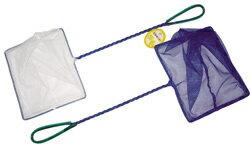 金魚網(大)全長約45cmまとめ売り30本セット販売(青・白2色アソート) 代引き不可商品