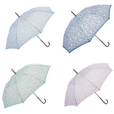 雨傘 長傘 フローレットガーデン ジャンプ傘 60本セット販売