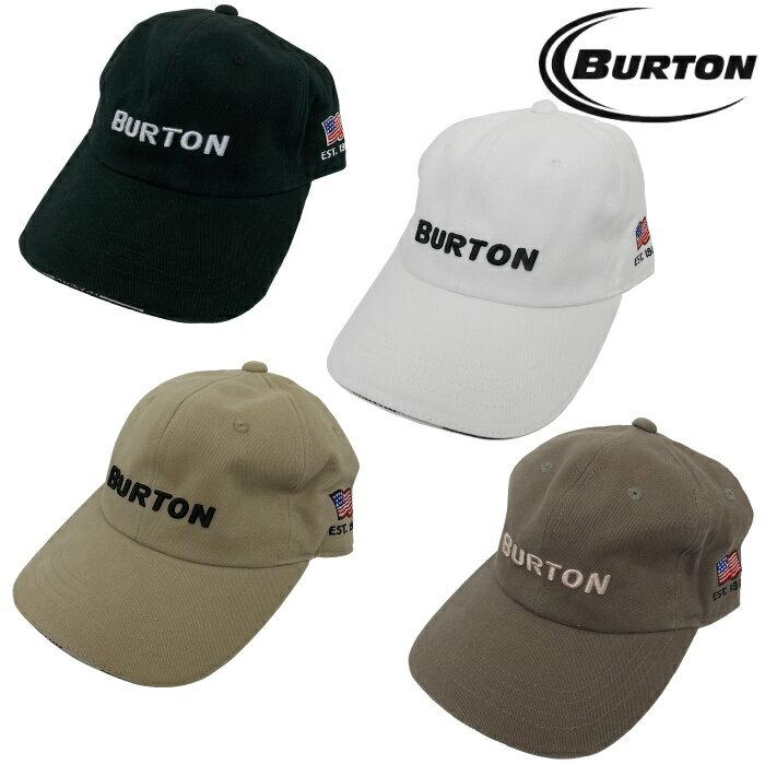 【郵便なら送料300円】 BURTON バートン EST.1907 USA CAP1 ゴルフキャップ