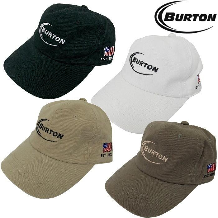【郵便なら送料300円】 BURTON バートン EST.1907 USA CAP2 ゴルフキャップ