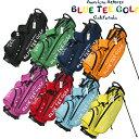 BLUE TEE GOLF ブルーティーゴルフ ストレッチ スタンドバッグ 9型 BTG-CB003