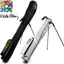 キースヘリング KHCC-03 セルフスタンド クラブケース 【Keith Haring キース・ヘリング】