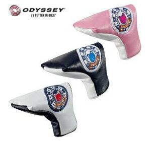 Odyssey 5519075/5519076/5519077オデッセイ Bear Blade Putter Cover SS 19 JMパター用(ブレード型) ヘッドカバー