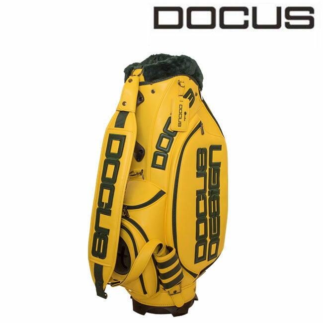 DOCUS 10インチキャディバッグ イエローグリーン