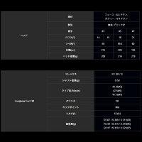 【ポイント10倍】HARAKEN【ハラケン】DOCUS【ドゥーカス】DCF703BlackFWDOCUSLongbowForFWシリーズ