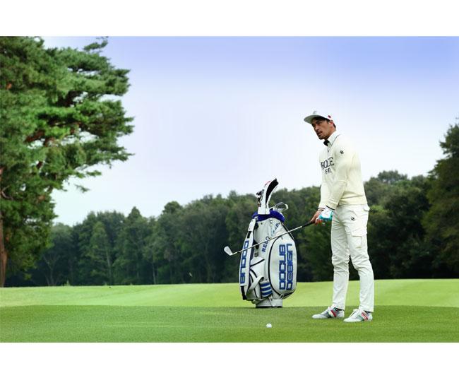ドゥーカス DOCUS ストレッチ カーゴ パンツ メンズ ゴルフ ウェア DCM18A012 あす楽