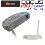 【ポイント10倍】ドゥーカスDOCUSメンズゴルフクラブマレットパターHUGA1.1Limitedヒューガスチールシャフト