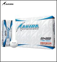 【お取り寄せ】AKIRA【アキラ】ゴルフボールLD-4001ダース【12コ入】R&A非公認球10P29Aug16
