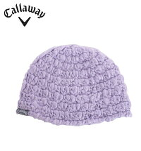【ポイント2倍】キャロウェイゴルフCallawayGOLFメンズゴルフウェアニット帽あす楽